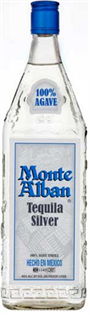 Monte Alban Tequila Silver 750ml